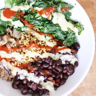 Sweet and Spicy Power Protein Bowl