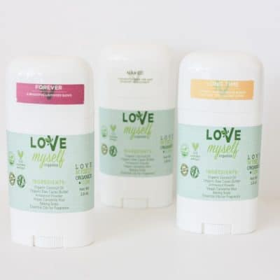 """Bite"" of the Month- Love Myself Organics Review and a Giveaway!"