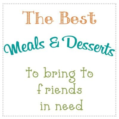 The Ultimate Vegan Roundup: Great Meals & Desserts to Bring to Friends in Need