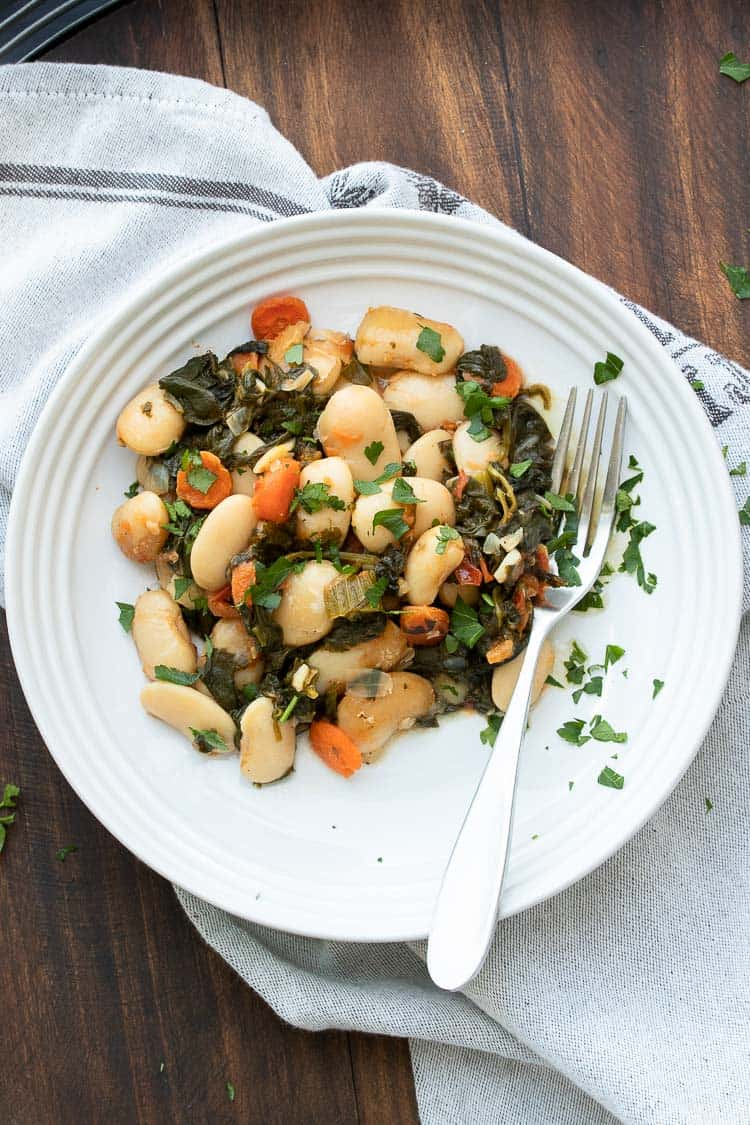 How to make canned lima beans taste better