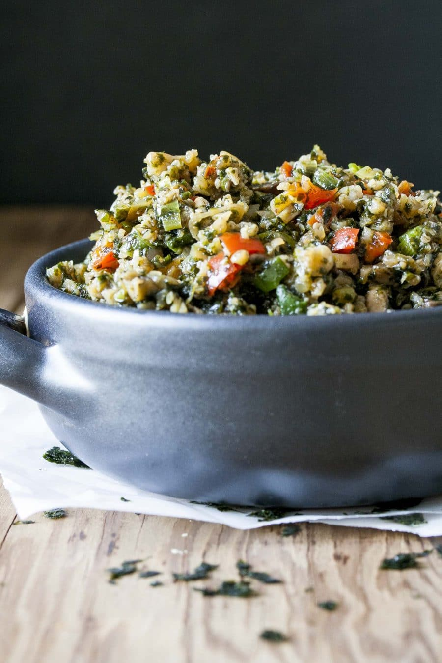 Superfood Stir Fry Cauliflower Rice