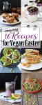16 recipes for vegan Easter