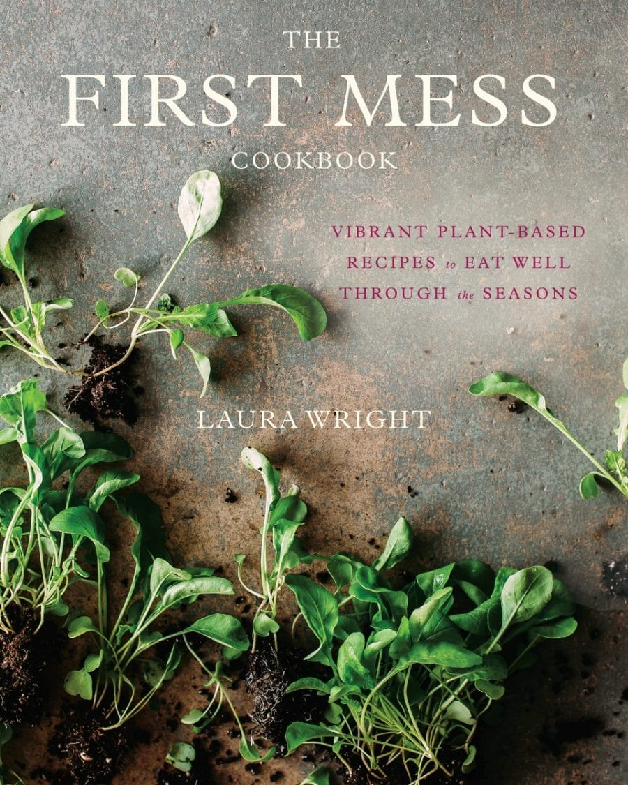 Cover of the first mess cookbook