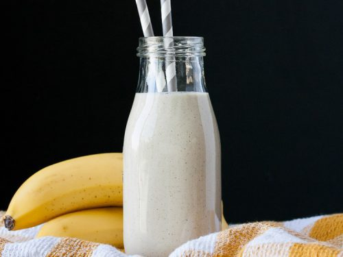 Image result for Banana and milk
