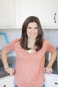 Photo of Sophia DeSantis author of Veggies Don't Bite