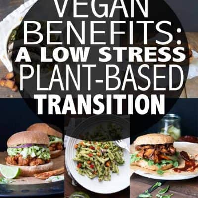 Vegan Benefits- a Low Stress Plant Based Approach