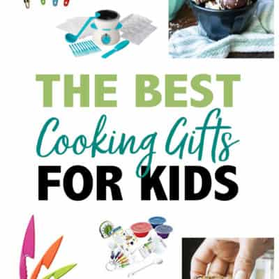Kids Cooking Gifts