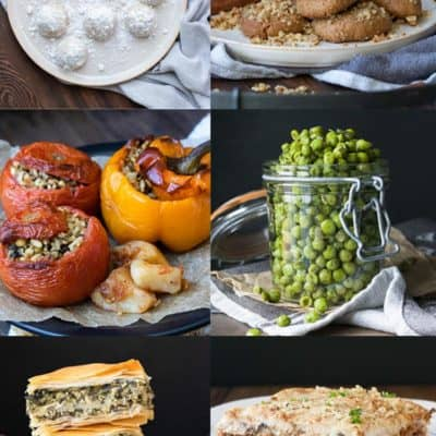 Greek Christmas Recipes