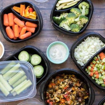 How to Meal Prep Vegetables for Easy Meals