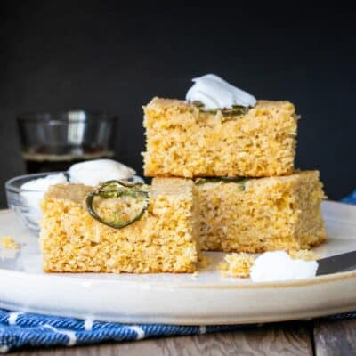Easy Gluten-Free Vegan Cornbread Recipe