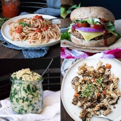 Meals Using Vegan Pantry Staples