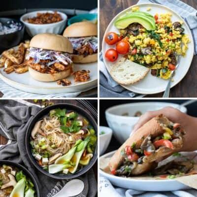 The Best Vegan One Pot Meals