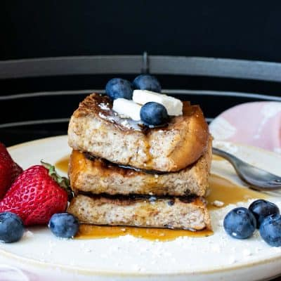 The Best Vegan French Toast Recipe