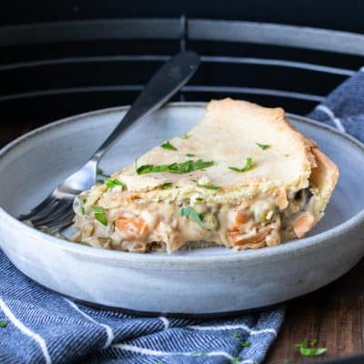 The Best Vegan Gluten-Free Pot Pie