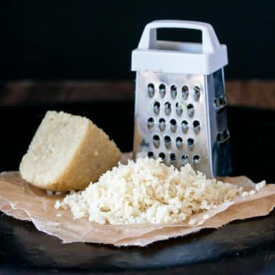 The Best Vegan Parmesan Cheese Recipe