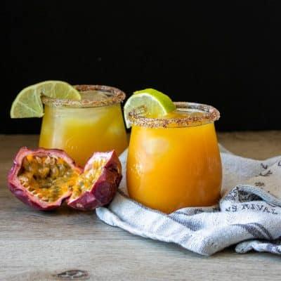 Easy Passion Fruit Margarita Recipe