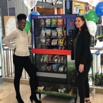 A Vegan Vending Machine Story