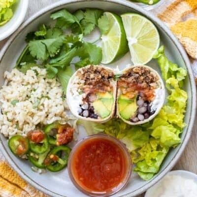 Ultimate Vegan Burritos Recipe