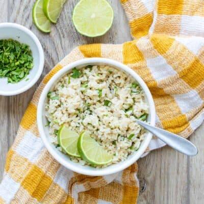 Cilantro Lime Rice Chipotle Copycat Recipe