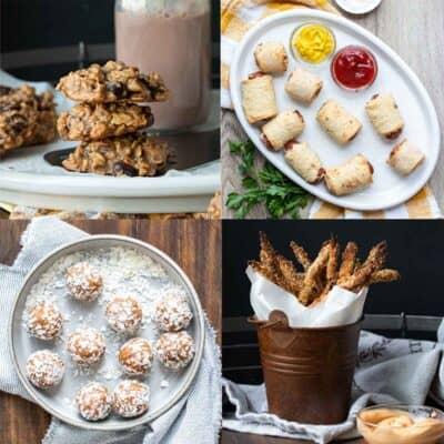 The Best Healthy Vegan Snacks